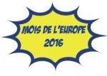Mois de l'Europe 2016