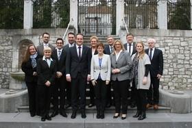 1ère Commission intergouvernementale Communauté germanophone de Belgique - Sarre