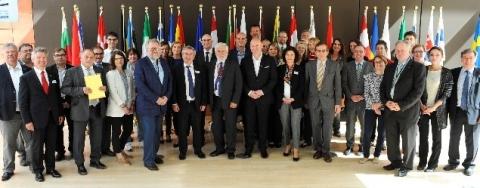 Assemblée plénière du CESGR